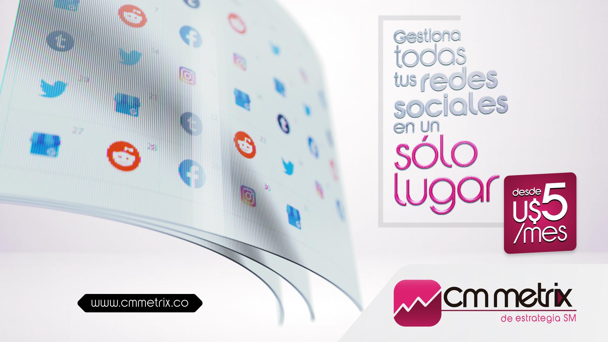 Herramienta de gestión de redes sociales